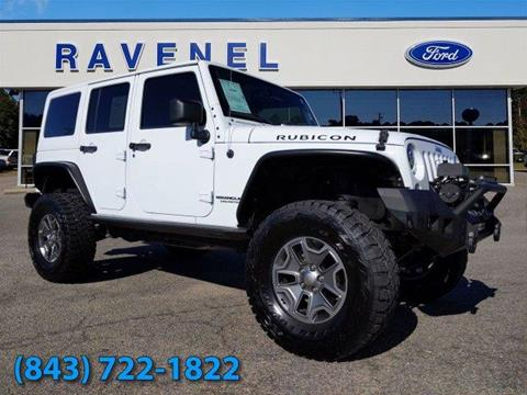 2015 Jeep Wrangler Unlimited for sale in Ravenel, SC
