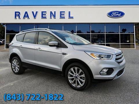 2017 Ford Escape for sale in Ravenel, SC