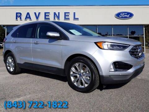 Ford Charleston Sc >> Used Ford Edge For Sale In Charleston Sc Carsforsale Com