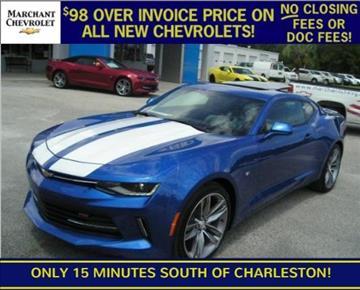 2017 Chevrolet Camaro for sale in Ravenel, SC