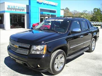 2013 Chevrolet Black Diamond Avalanche for sale in Ravenel, SC