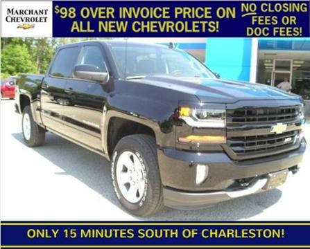 2017 Chevrolet Silverado 1500 for sale in Ravenel, SC