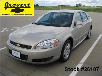 2011 Chevrolet Impala for sale in Newhall, IA