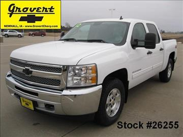 2012 Chevrolet Silverado 1500 for sale in Newhall, IA
