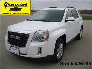 2014 GMC Terrain for sale in Newhall, IA