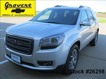 2013 GMC Acadia for sale in Newhall, IA