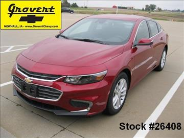 2017 Chevrolet Malibu for sale in Newhall, IA