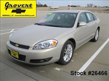 2008 Chevrolet Impala for sale in Newhall, IA
