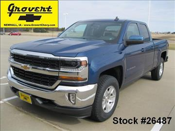 2017 Chevrolet Silverado 1500 for sale in Newhall, IA
