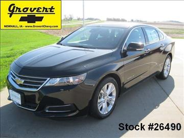 2015 Chevrolet Impala for sale in Newhall, IA
