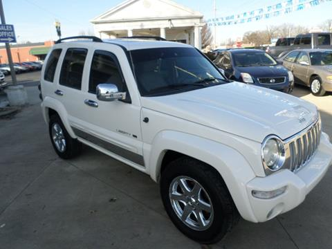 2003 Jeep Liberty for sale in Anderson, IN