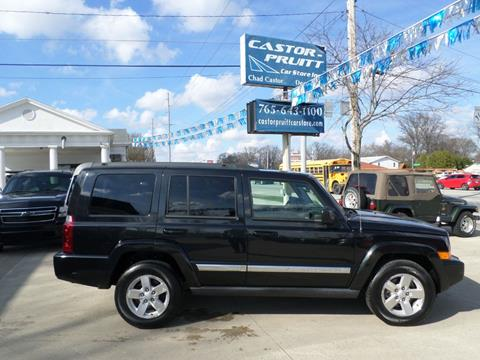 2008 Jeep Commander for sale in Anderson, IN