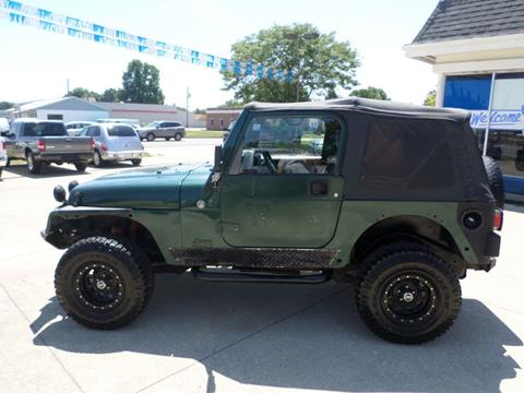 1999 Jeep Wrangler for sale in Anderson, IN