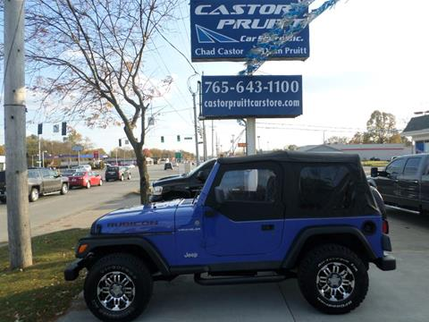 1997 Jeep Wrangler for sale in Anderson, IN