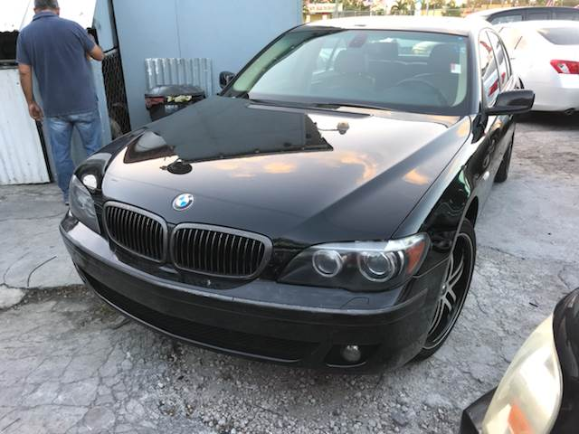 BMW Series For Sale CarGurus - 2006 bmw 745 for sale