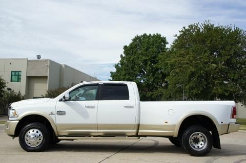 2013 RAM Ram Pickup 3500 for sale in Carrolton, TX