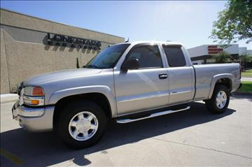 2004 GMC Sierra 1500 for sale in Carrolton, TX
