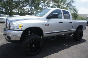 2007 Dodge Ram Pickup 2500 for sale in Carrolton, TX