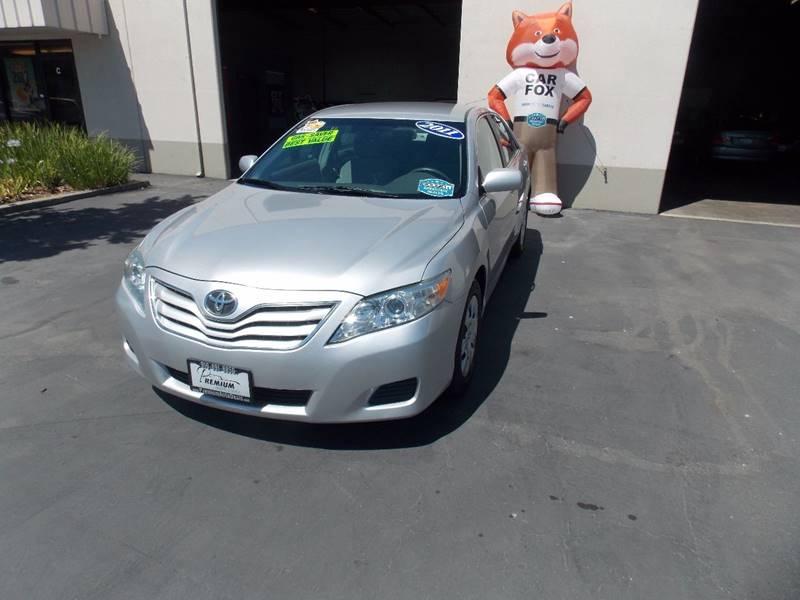 2011 Toyota Camry LE 4dr Sedan 6A - Sacramento CA
