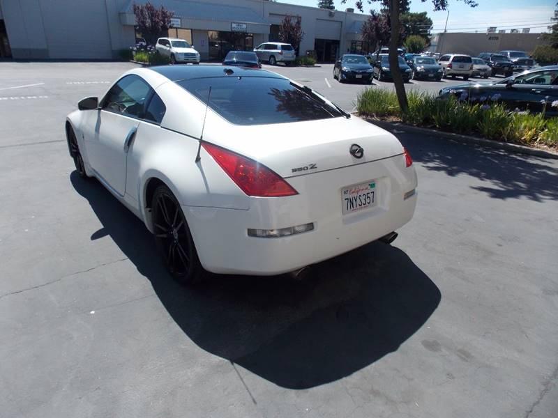 2008 Nissan 350Z 2dr Coupe - Sacramento CA