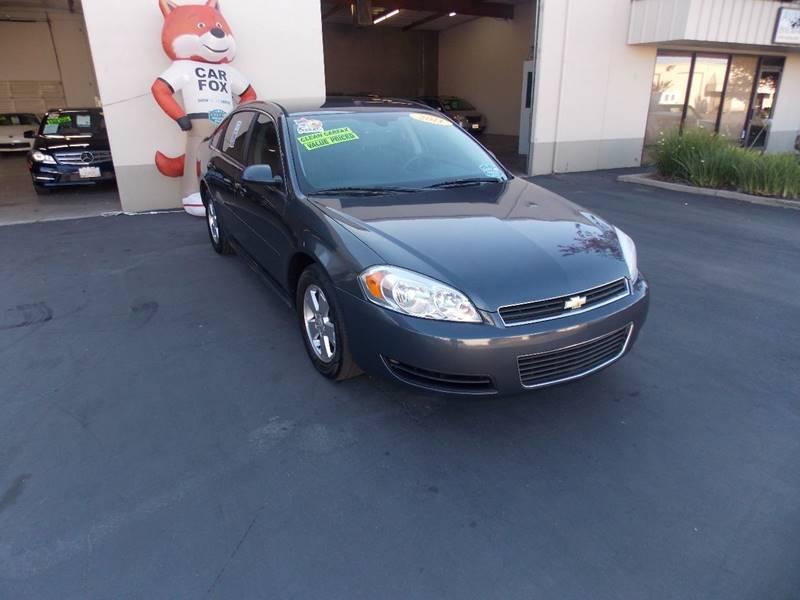 2011 Chevrolet Impala LS Fleet 4dr Sedan w/1FL - Sacramento CA