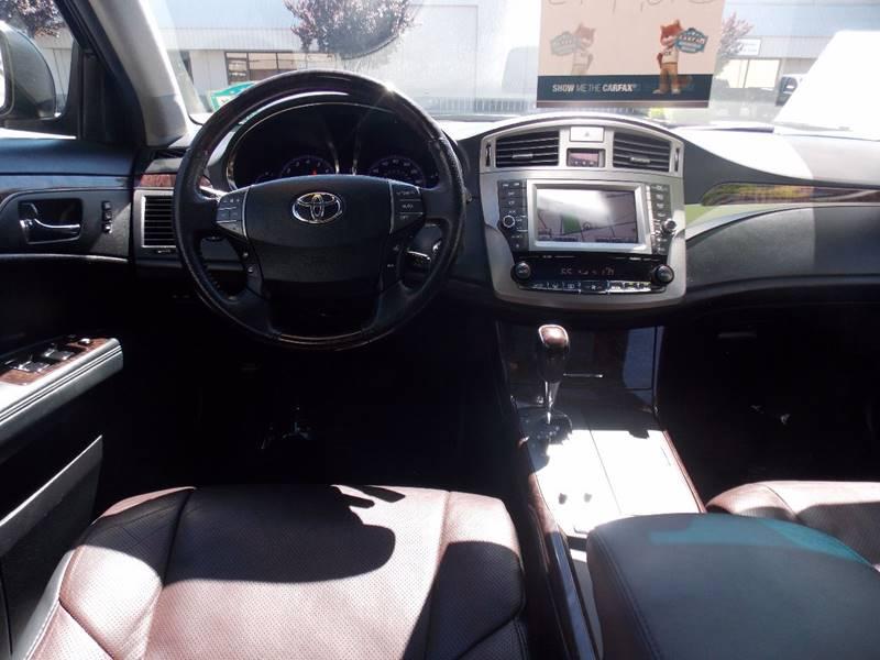 2011 Toyota Avalon Limited 4dr Sedan - Sacramento CA