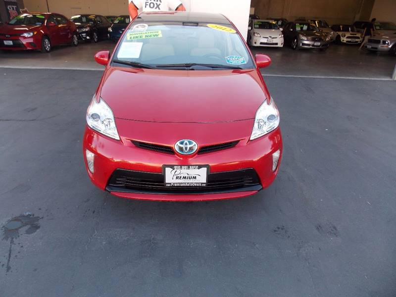 2012 Toyota Prius Four 4dr Hatchback - Sacramento CA
