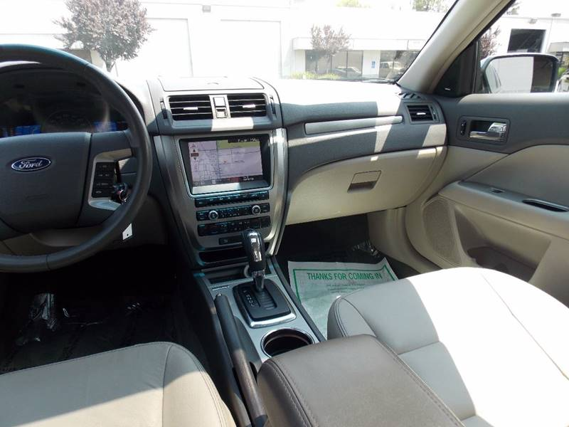 2011 Ford Fusion Hybrid 4dr Sedan - Sacramento CA
