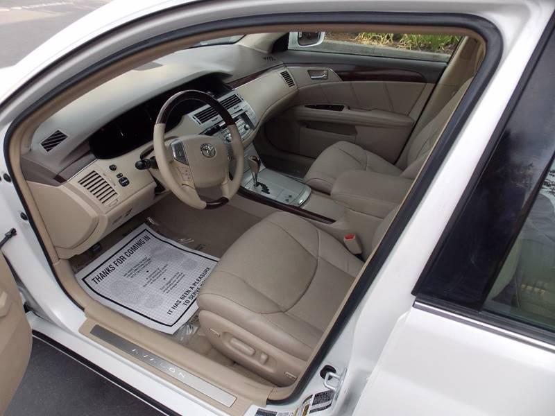2008 Toyota Avalon Limited 4dr Sedan - Sacramento CA