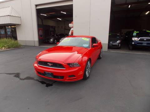 2014 Ford Mustang & Ford Used Cars financing For Sale Sacramento Premium Auto Sales markmcfarlin.com