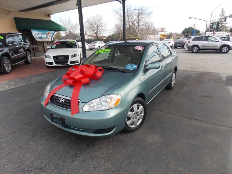 Toyota Corolla LE In Sacramento CA Premium Auto Sales - 2006 corolla