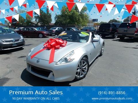 Nissan 370z For Sale In Sacramento Ca Carsforsale Com