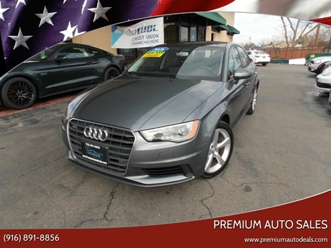 Cars For Sale in Sacramento, CA - Premium Auto Sales
