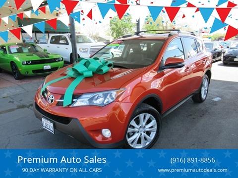 2015 Toyota RAV4 for sale in Sacramento, CA