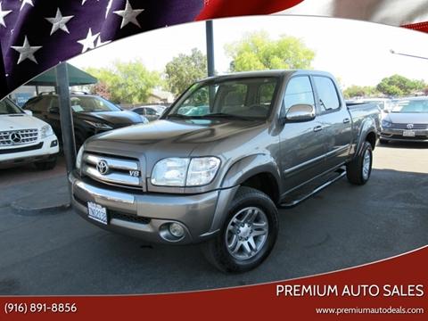 2004 Toyota Tundra for sale in Sacramento, CA