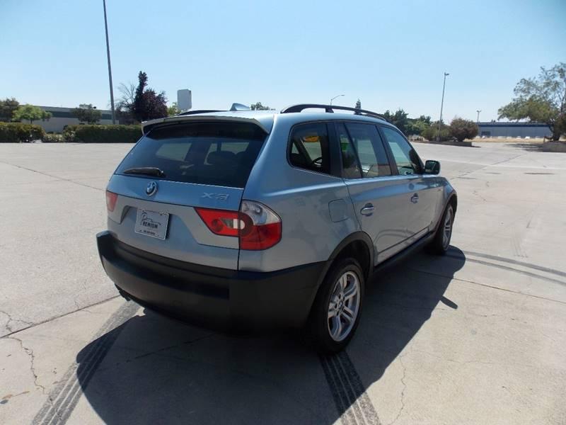 2005 BMW X3 3.0i In Sacramento CA - Premium Auto Sales