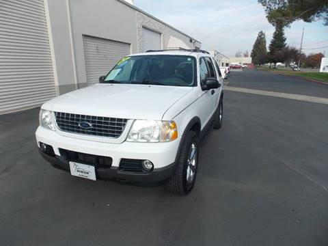 2003 Ford Explorer for sale in Sacramento, CA