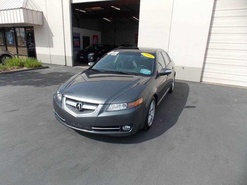 ca tech package navigation sporty carfax in sacramento acura veh tl clean