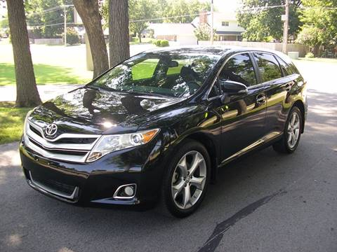 2014 Toyota Venza for sale in Tulsa, OK
