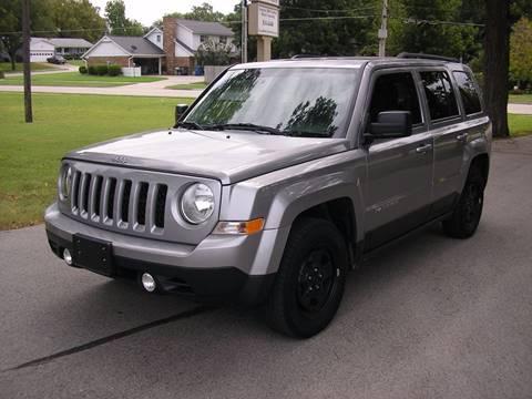 2016 Jeep Patriot for sale in Tulsa, OK
