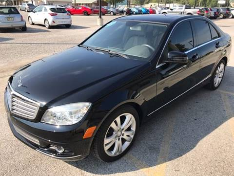2011 Mercedes-Benz C-Class for sale in Tulsa, OK