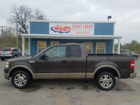 2005 Ford F-150 for sale in Tulsa, OK