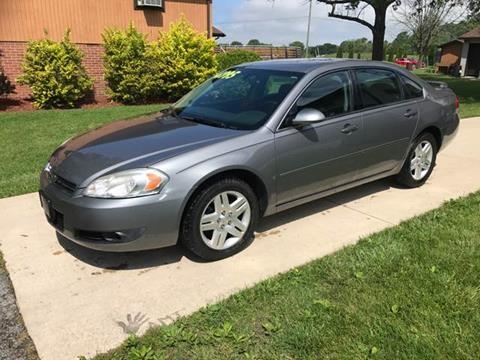 2006 Chevrolet Impala for sale in Marion OH