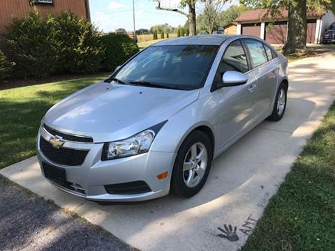 2012 Chevrolet Cruze for sale in Marion, OH