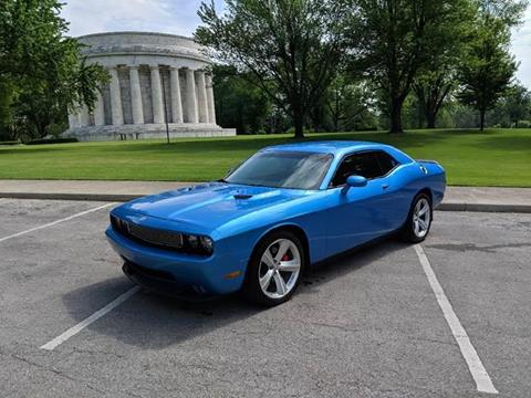 2009 Dodge Challenger for sale at THOMPSON & SONS USED CARS in Marion OH