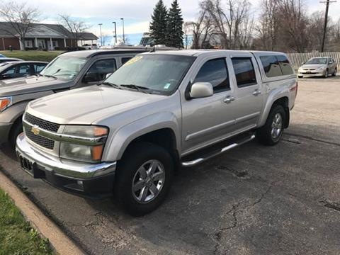 2009 Chevrolet Colorado for sale in Marion OH