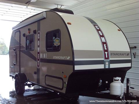 2017 Starcraft Starcraft Comet Mini 17RB for sale in Fredericktown, MO
