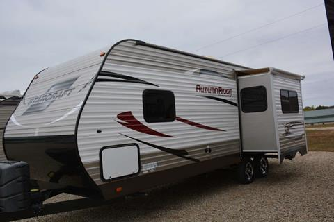 2016 Starcraft Starcraft Autumn Ridge 266RKS for sale in Fredericktown, MO