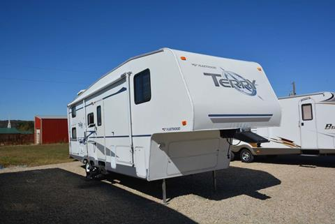 2005 Fleetwood Fleetwood Terry 2952BS for sale in Fredericktown MO