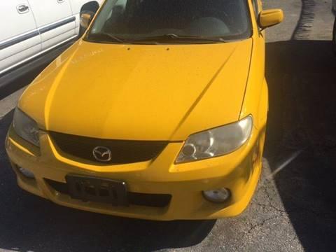 2002 Mazda Protege5 for sale in Chicago, IL